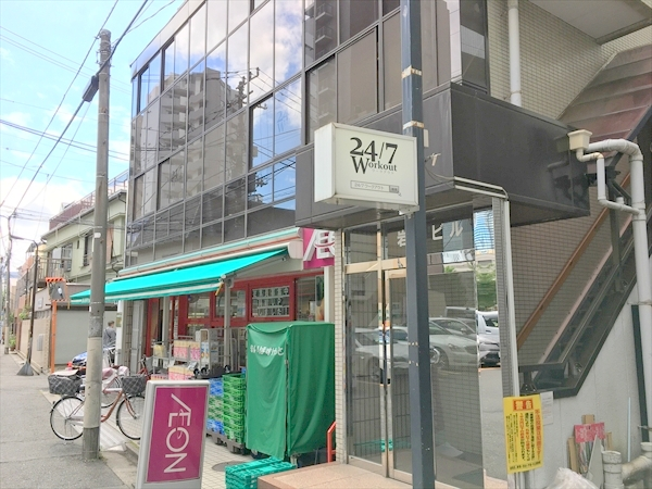24/7 Workout新宿【西口】店